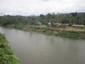 Cayapas River from Kumanii Christian Center